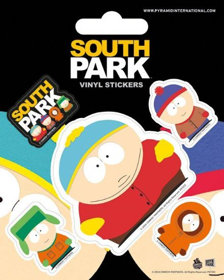 South Park Vinyl Stickers